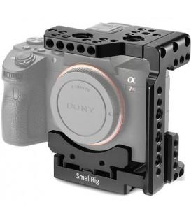 SmallRig 2098 - QR Half Cage for Sony A7R III/A7 II/A7R II/A7S II
