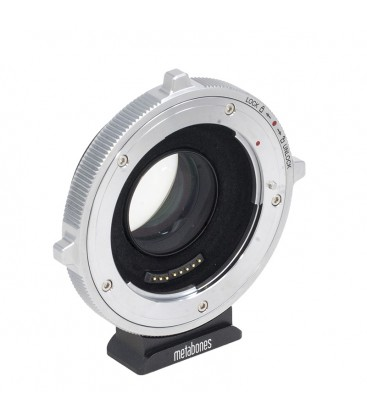 Metabones MB_SPEF-m43-BT5 - Canon EF to M43 T CINE Speed Booster ULTRA 0.71x