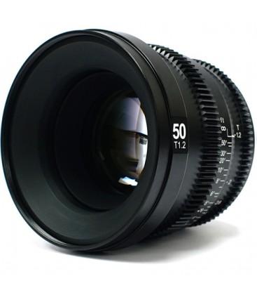 SLR Magic SLR-MP50E - MicroPrime 50mm T1.2 lens in full frame E mount
