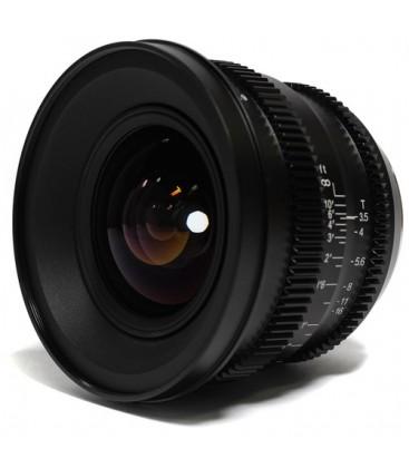 SLR Magic SLR-MP15E - MicroPrime 15mm T3.5 lens in full frame (Sony E Mount)