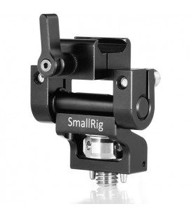 SmallRig BSE2256 - Monitor Mount with Nato Clamp and Arri Locating Pins