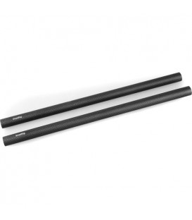 SmallRig 851 - 15mm Carbon Fiber Rod - 30cm 12 inch (2pcs)