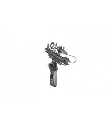 Rycote 086025 - Modular Windshield 3 Kit  (Black Windjammer)