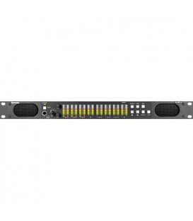 Marshall AR-DM31-B - Audio Rack 1RU 16ch  Tri-Color Bar Graph FPGA