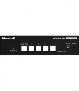 "Marshall VMV-402-SH - 3G 4x ""Quad"" Multiviewer"