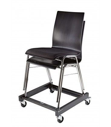 König & Meyer 13490.000.55 - Chair cart - black