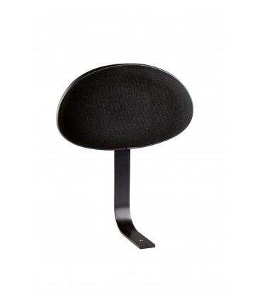 König & Meyer 14033.000.55 - Backrest - black fabric