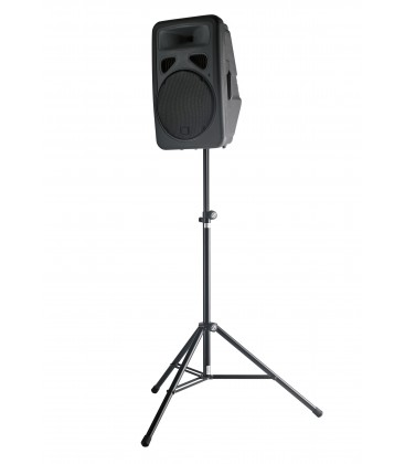 König & Meyer 21463.000.55 - Speaker stand with pneumatic spring - black