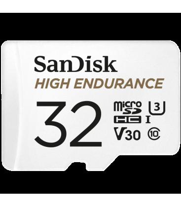 Sandisk SDSQQNR-032G-GN6IA - microSDHC High Endurance 32GB