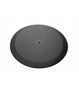 König & Meyer 26700.000.56 - Base plate - structured black