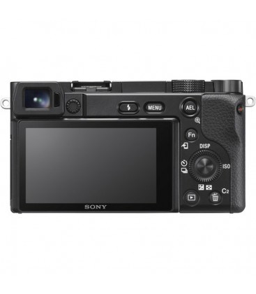 Sony ILCE6100 with SELP1650 - Alpha 6100 Standard Kit