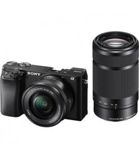 Sony ILCE6100YB.CEC - Alpha 6100 Set black 16-50 / 55-210
