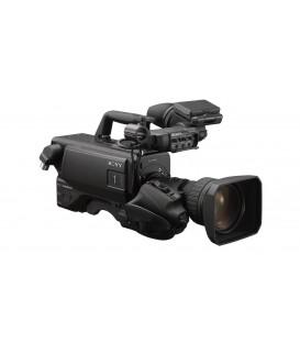 Sony HDC-5500//U - 4K/HD Ultra High Bitrate Portable Studio Camera head with SMPTE Fibre Interface