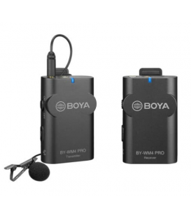 Boya BY-WM4 Pro-K1 - 2.4Gl Wireless Mic 1+1