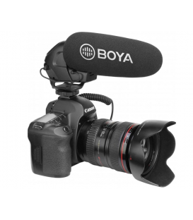 Boya BY-BM3032 -  Super-cardioid Shotgun Microphone
