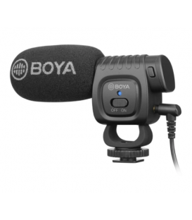 Boya BY-BM3011 -  Mini Shotgun Microphone