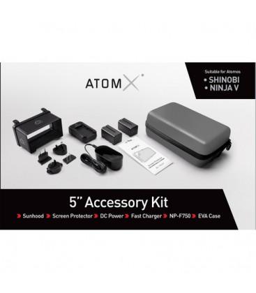 """Atomos ATOMACCKT2 - 5"""" Accessory Kit for Ninja V and Shinobi"""