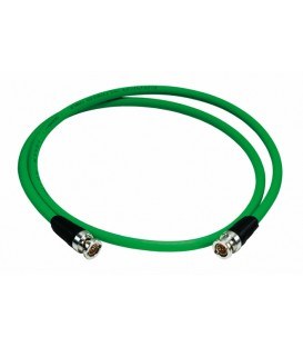 Contrik NX0628BTGN5-BL - 5m SDI Cable with BNC rearTWIST