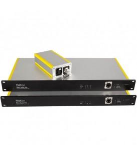 FieldCast co300 - Fiber Node System One - for 4 PTZ Cameras