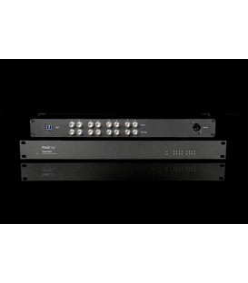 FieldCast co101 - Mux/Demux Two 3G, 8 channel CWDM box