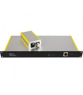 FieldCast co310 - Fiber Dock System One - for 4 PTZ Cameras