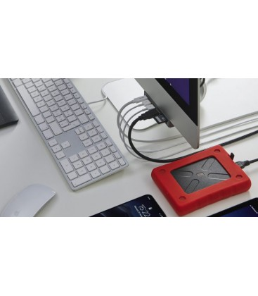 LMP DataProtect_10 - LMP DataProtector USB 3.0 Case