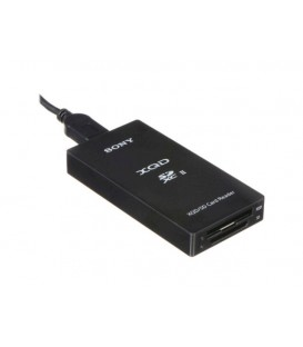 Sony MRWE90-P - XQD/SD-Card Reader - USB 3.1