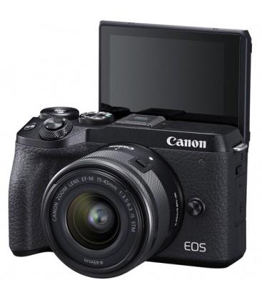 Canon 3611C012 - EOS M6 Mark II + 15-45mm + EVF-DC2
