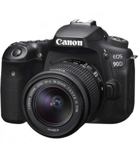 Canon 3616C010 - EOS 90D + 18-55mm 3.5-5.6 IS STM