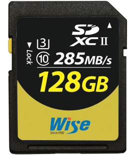 Wise WI-SD2-128U3 - SDXC Card -128G/UHSII(U3)