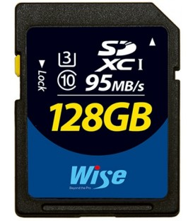 Wise WI-SD1-128U3 - SDXC Card -128G/UHSI(U3)