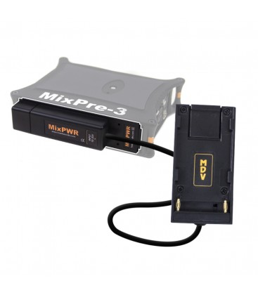 Hawkwoods SD-4 - Sound Device - Sony DV - Mixpre