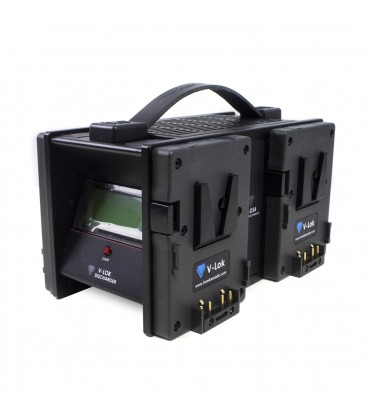 Hawkwoods VL-DS4 - V-Lok 4-channel discharger