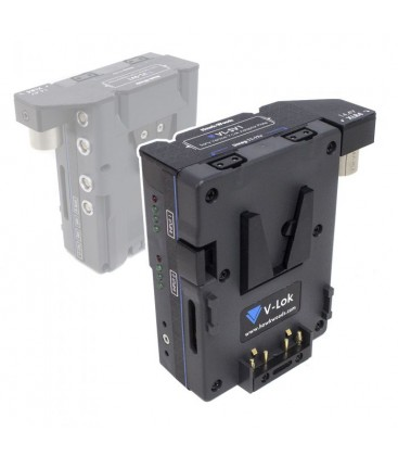 Hawkwoods VL-SV1 - V-Lok Sony Venice camera adaptor  - Hot-Swap