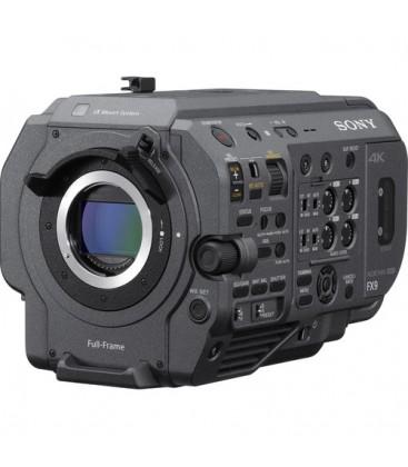 Sony PXW-FX9VK - XDCAM 6K + 28-135mm f/4 G OSS Lens