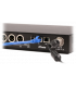 Audio Limited A10-RACK - enclosure for wireless microphone receivers
