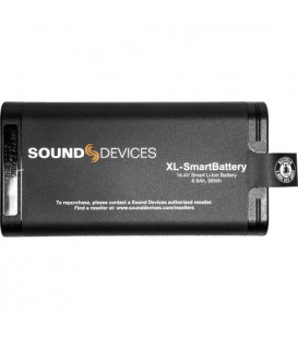Sound-Devices XL-Smart Battery - Rechargeable Smart Lithium Ion Battery