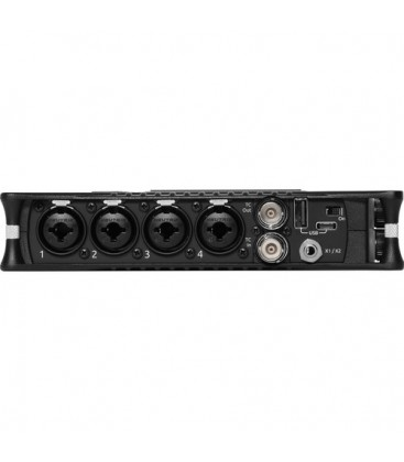 Sound-Devices MixPre-10 II - 8 XLR/TRS Combo input 12-track audio recorder