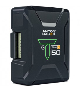 Anton-Bauer 8675-0157 - Titon SL 150 Gold Mount Battery