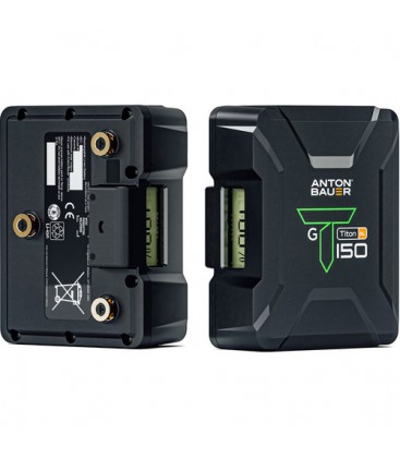 Anton-Bauer 8675-0157 - Titon SL 150 Gold Mount Battery