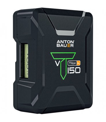 Anton-Bauer 8675-0158 - Titon SL 150 V-Mount Battery