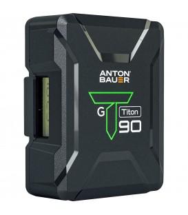 Anton-Bauer 8675-0131 - Titon 90 Gold Mount Battery