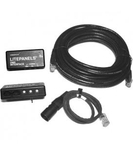 Litepanels 900-0005 - DMX Kit for Ringlite Mini and MiniPlus