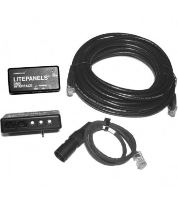 Litepanels 900-0005 - DMX Kit for Ringlite Mini and MiniPlus