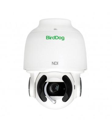BirdDog BDP200W - BirdDog Eyes P200 1080P Full NDI PTZ Camera w/Sony Sensor & HDMI/3G-SDI (White)