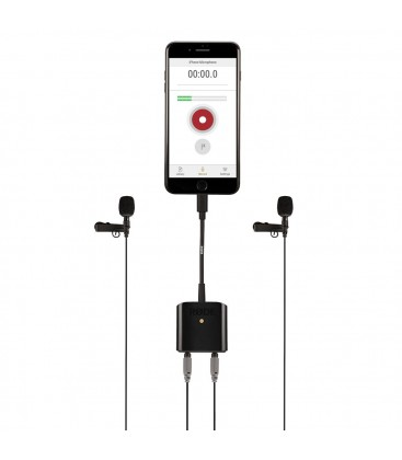 Rode SC6-L Mobile Interview Kit - Set with SC6-L and 2x smartLav +