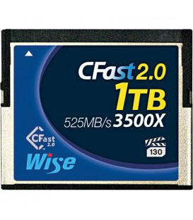 Wise WI-CFA-10240 - CFast 2.0 Card 3500X blue 1TB