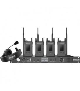 Hollyland Syscom1000T-4pack - Full Duplex Intercom System