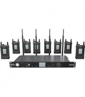 Hollyland Syscom1000T-8pack - Full Duplex Intercom System