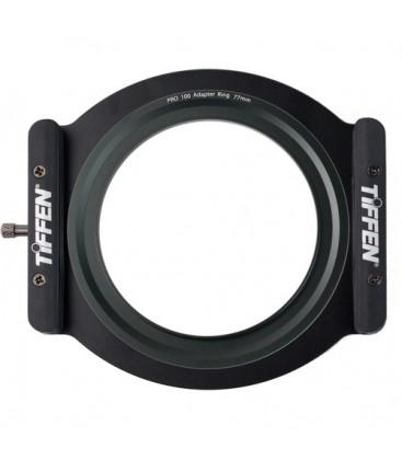 Tiffen PRO100HDR77 - PRO100 Holder W/77 Adapt. Ring